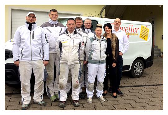 Team | Maler Etzweiler
