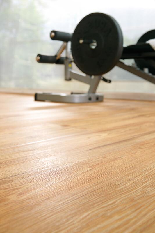 Brillux Designboden Holz Detail