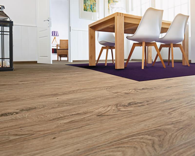 Brillux Designboden Holz Nadelvlies
