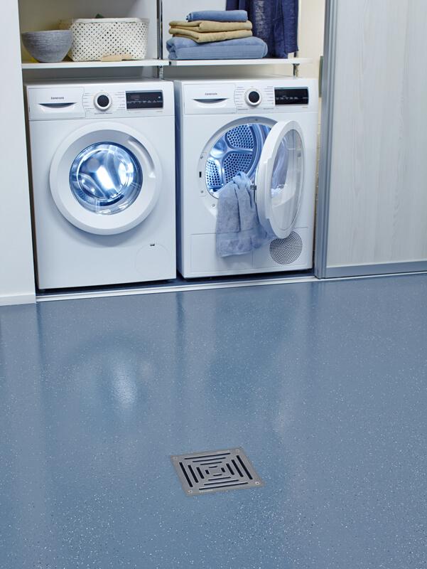 Brillux Floortec Hauswirtschaftsraum