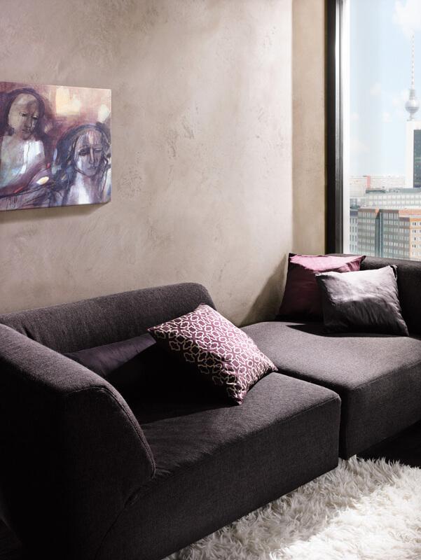 Brillux Wohnzimmer Metall