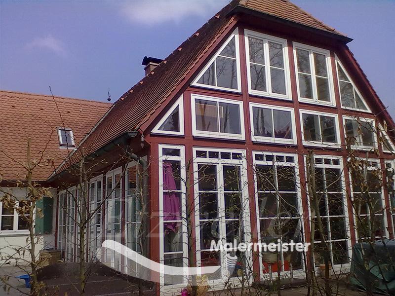 Fassadengestaltung | Maler Etzweiler