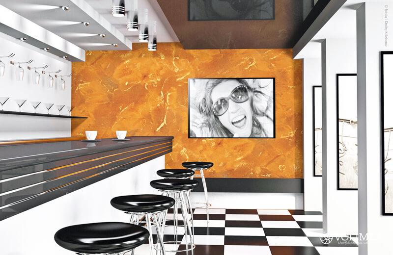 Grandezza Antik Messing Bar