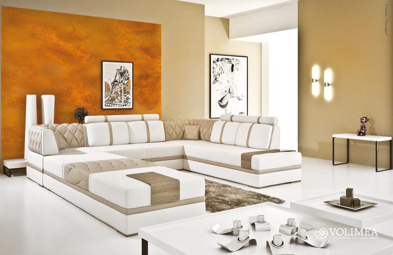 Grandezza Rost Wohnzimmer
