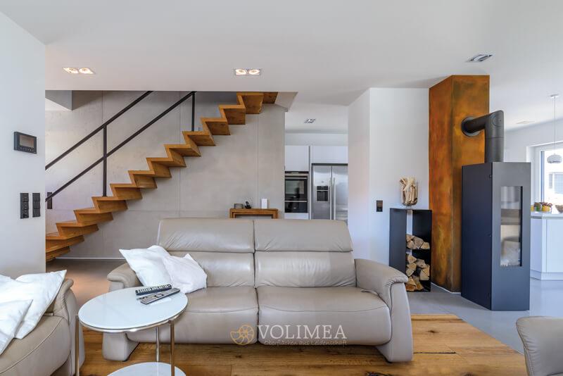 Volimea Grandezza Rost Wohnbereich