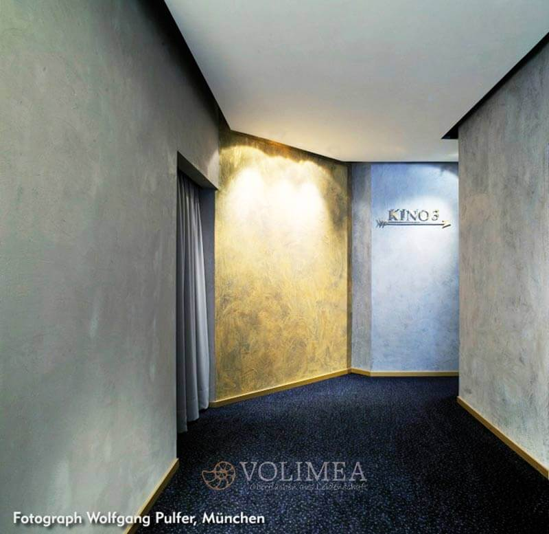 Volimea Goldpermutt Kino
