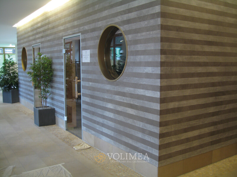 Volimea Kalklasur Sauna