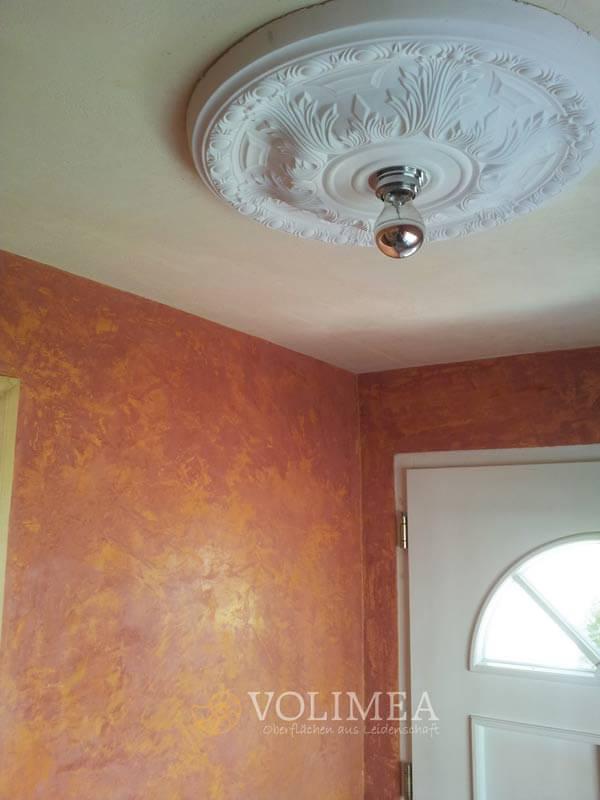 Volimea Fresco Eingang