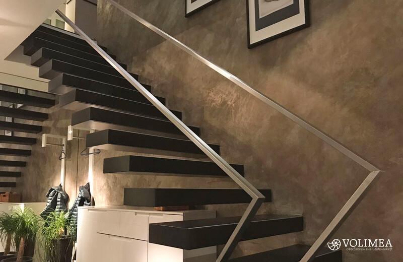 Volimea Laublasur Treppenaufgang