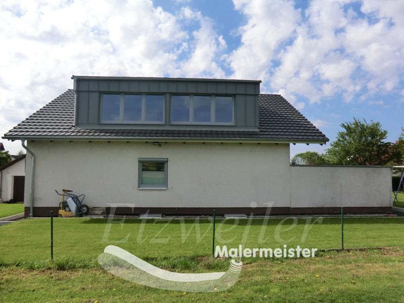 Armierung Back Vorher | Maler Etzweiler