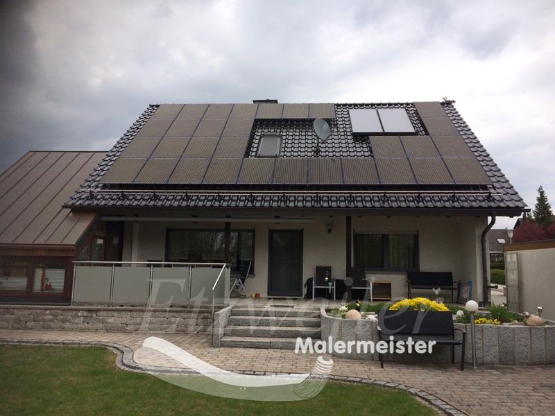 Armierung Garten Vorher | Maler Etzweiler