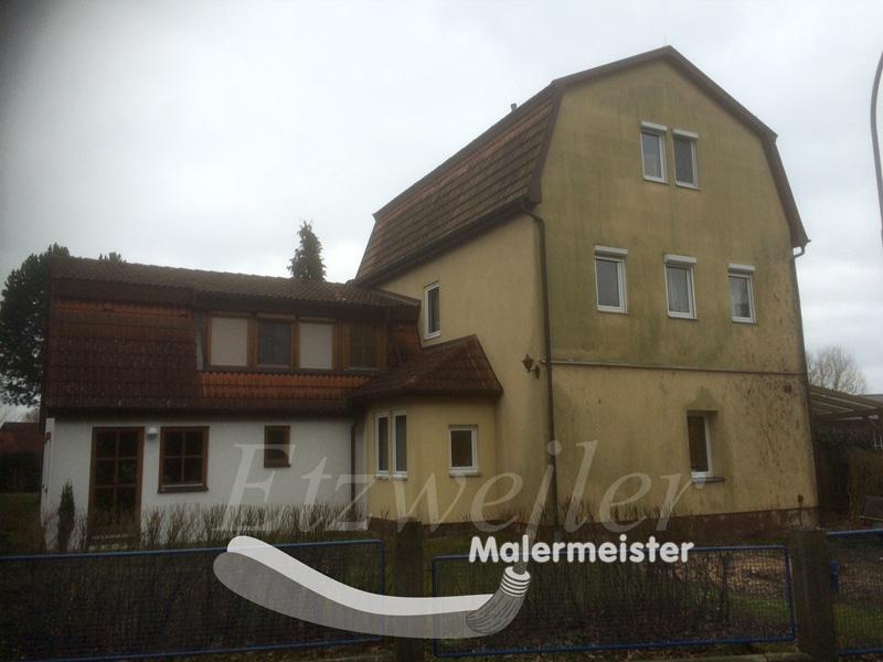 Fassadenanstrich - Farbdesigner | Maler Etzweiler