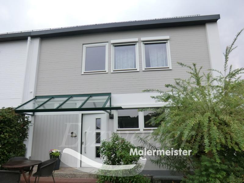 Fassadenanstrich - Maler Etzweiler