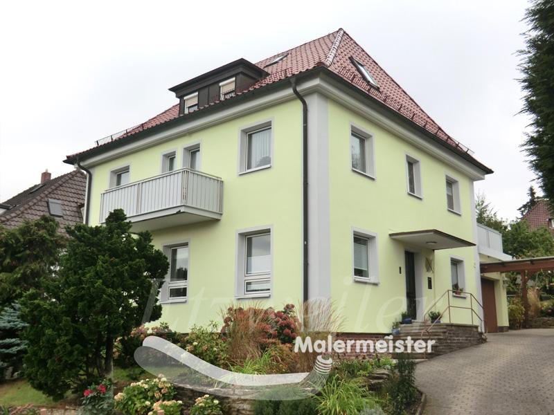 Armierung und Oberputz - Maler Etzweiler