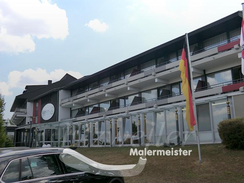 Fassadenanstrich Nachher | Maler Etzweiler