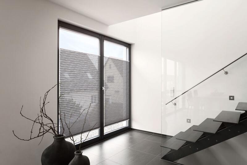 Sichtschutz Plissee | Maler Etzweiler