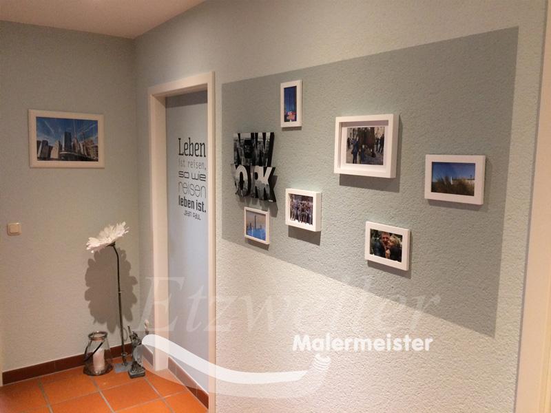 Referenz - Maler Etzweiler - Flur