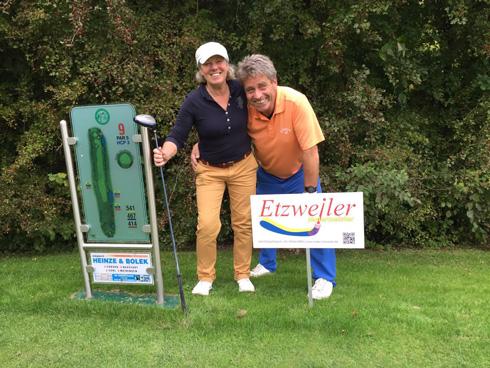 Sponsoring Golfturnier Lions Club Coburg Veste 2017