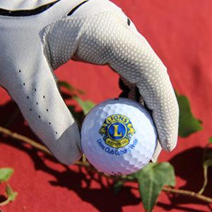 Sponsoring Golfturnier Lions Club Coburg Veste 2018
