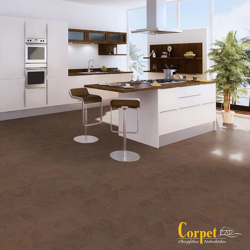 Bodenbelag Corpet | Designcork | Maler Etzweiler
